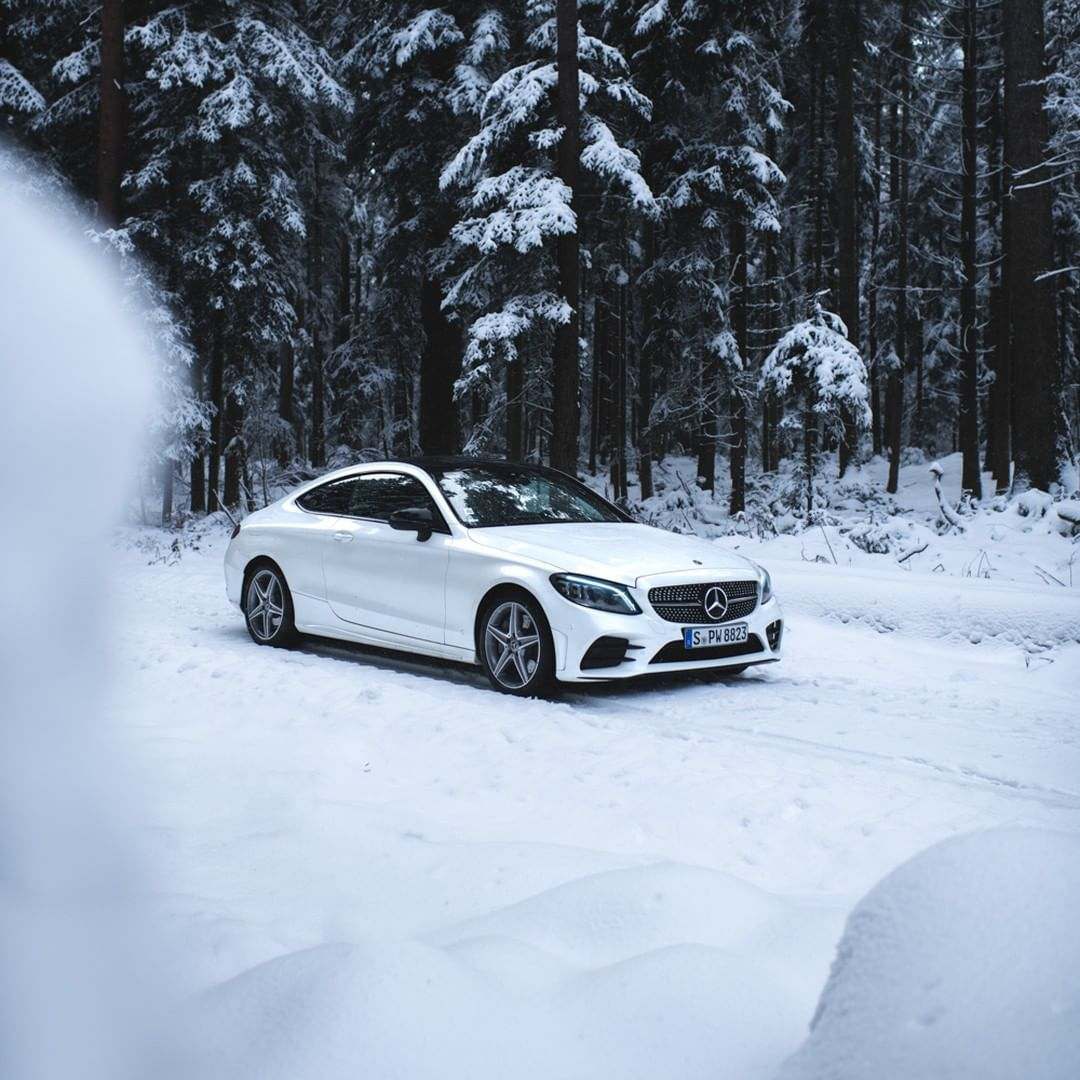 Mercedes Benz On Instagram Snow White In The Forest