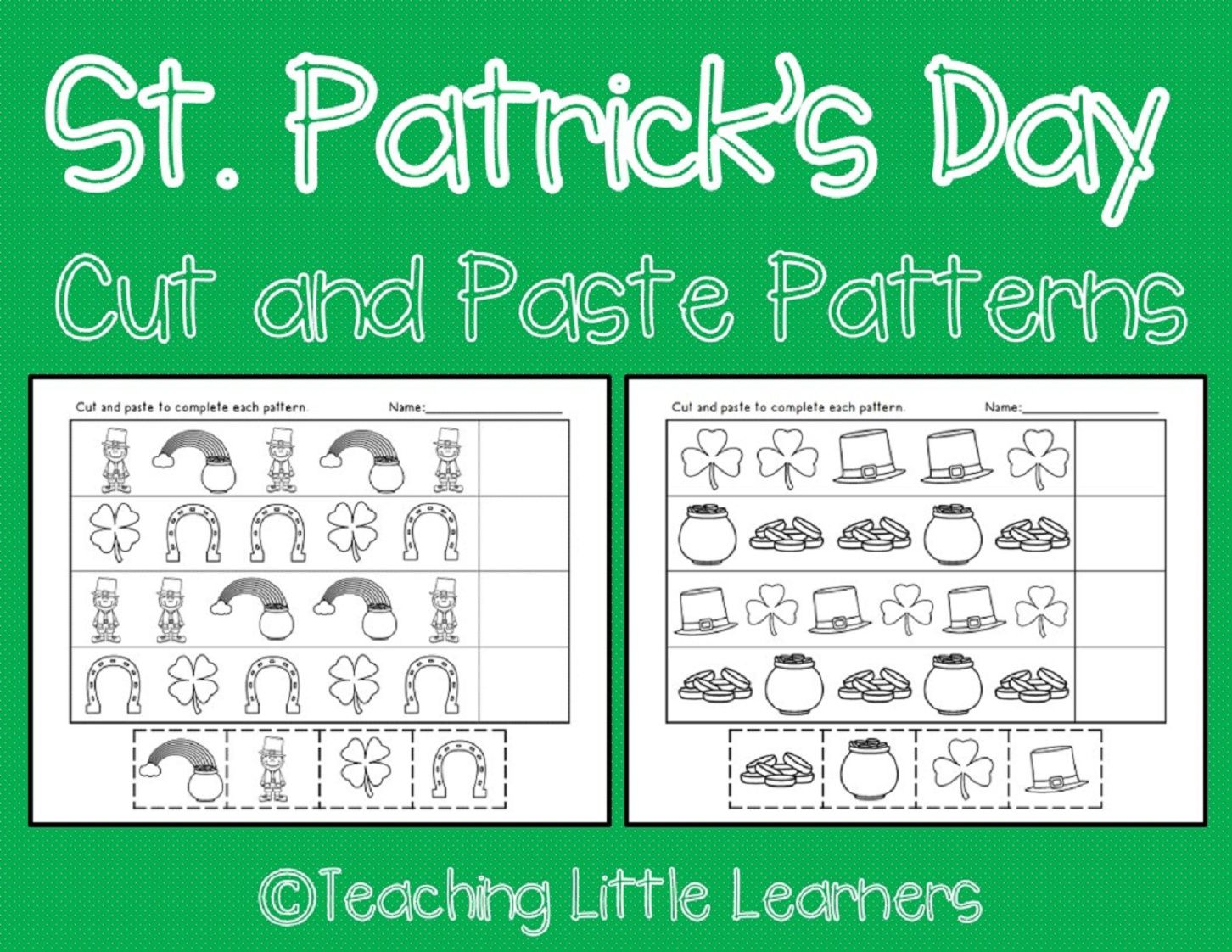 St Patrick S Day Patterns