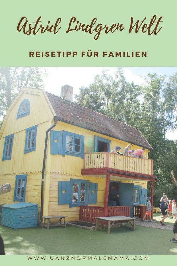 Astrid Lindgren Welt, Freizeitpark der anderen Art