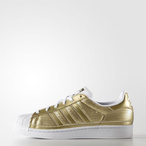 d837a981180 adidas Superstar Shoes - Gold