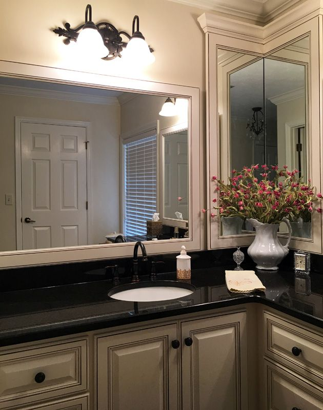 Black Pearl granite countertop | Kitchen remodel ... on Bathroom Ideas With Black Granite Countertops  id=18930
