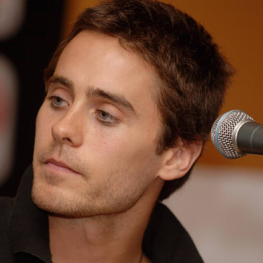 Pin By Macho Hairstyles On Long Hair Pinterest Jared Leto