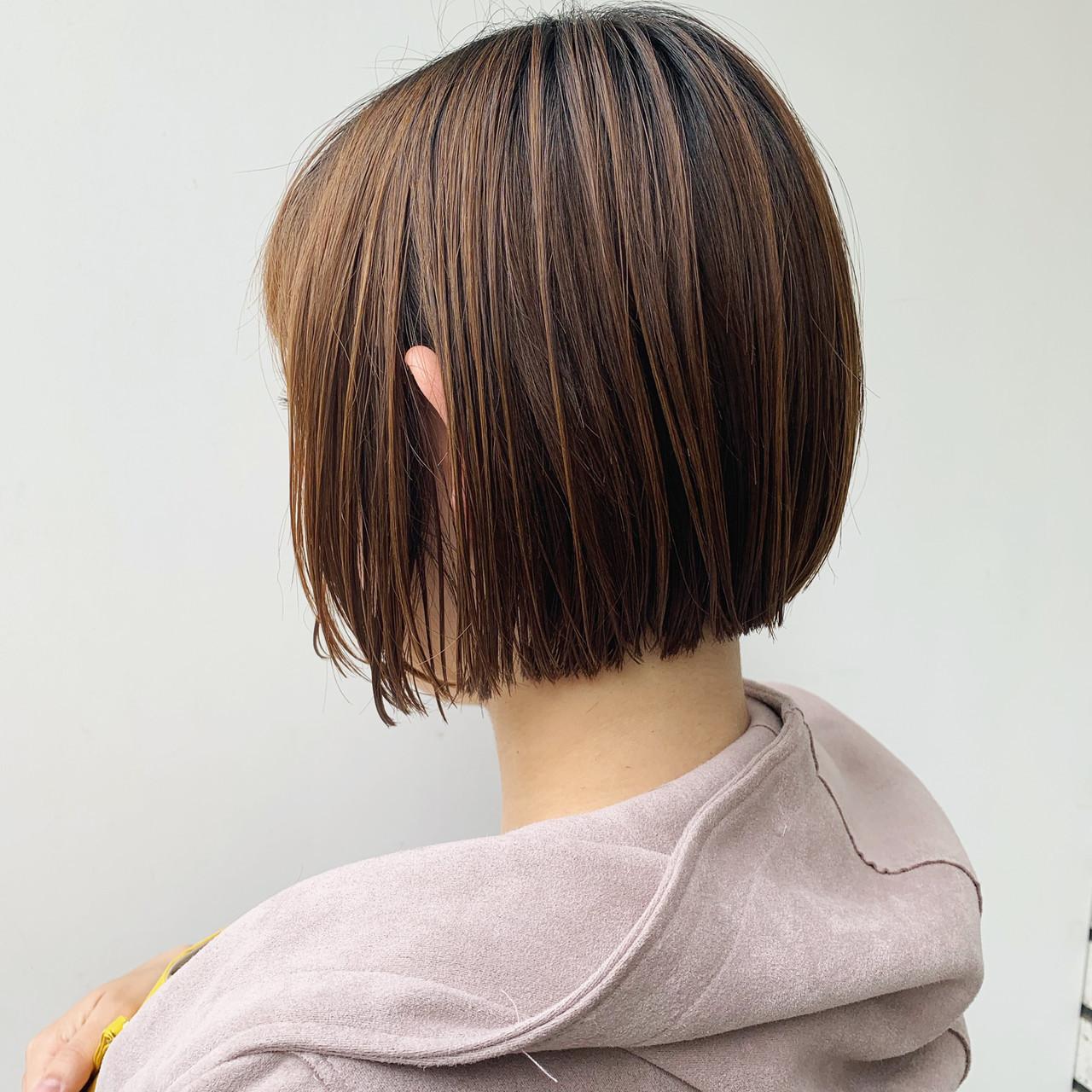 ざっくりでこなれ感 切りっぱなしボブの簡単セット方法まとめ Hair 美髪 ボブ 女の子 髪の毛セット