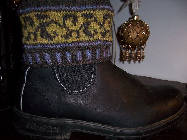 Free Pattern Kiss Ass Boot Toppers By On This Day Designs Sock