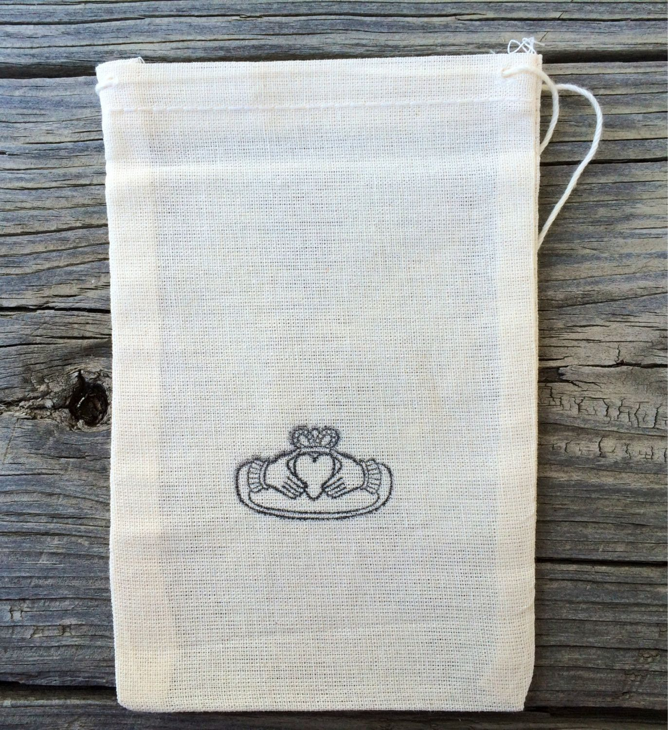 10 Irish wedding favor bags, wedding favors, Irish favor bags ...