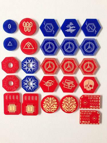 tokens game board
