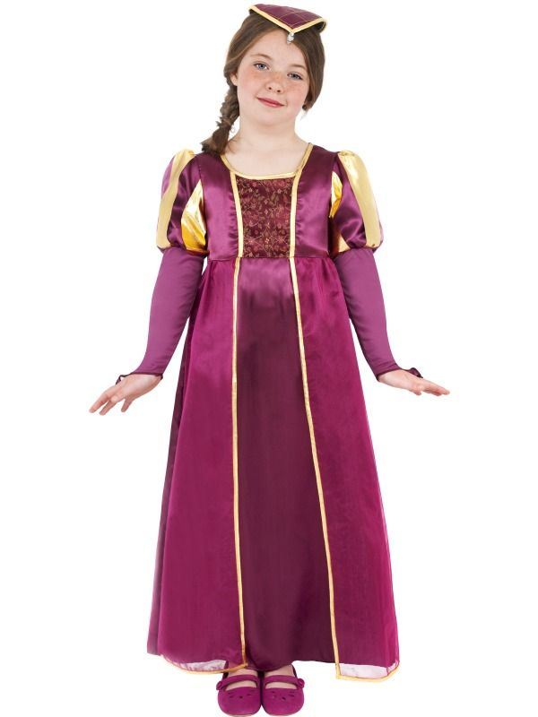 bfb606a1cc7e9c9f1fb31abee0e3eec3 child age 7 9 years tudor girl outfit fancy dress costume henry,Childrens Clothes In Tudor Times
