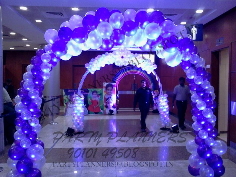 Birthday PartyBirthday Party DecorationsBirthday Decorations In HyderabadCradle CeremonyParty