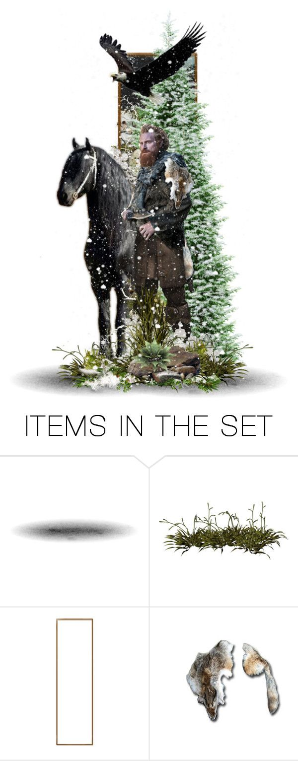 """Tormund Giantsbane"" by girlinthebigbox ❤ liked on Polyvore featuring art, GameOfThrones, wildling, freefolk and TormundGiantsbane"