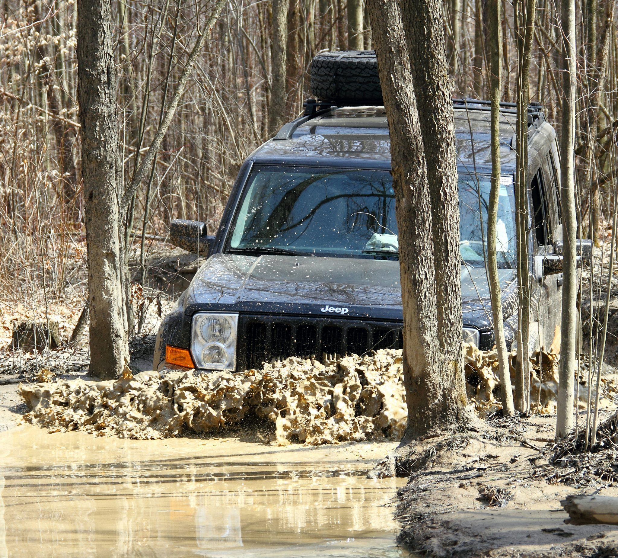 jeep commander at southington offroad park jeep commander offroad jeep pinterest