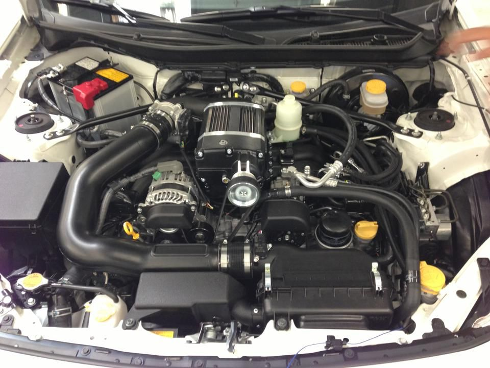Innovate Motorsports Twin Screw Supercharger Kit For Fr S Brz Supercharger Subaru Brz Motorsport