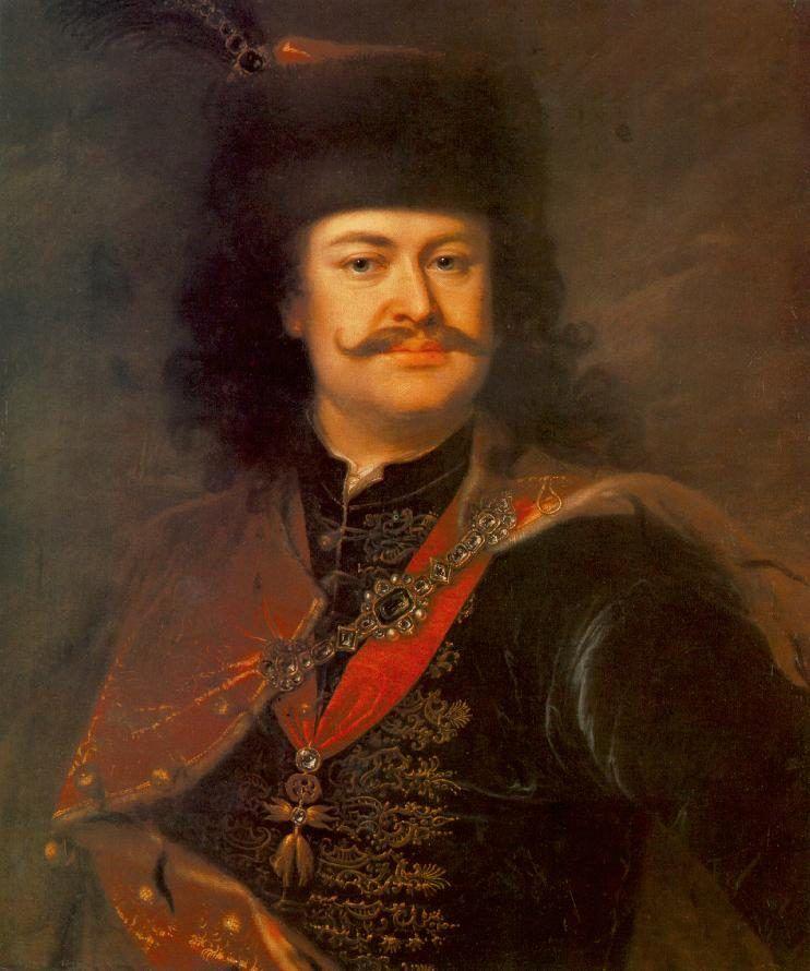 Mányoki Ádám: II. Rákóczi Ferenc