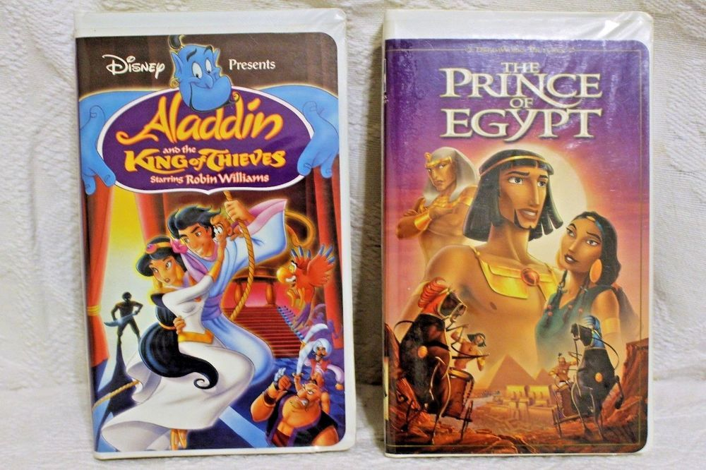 Details About Walt Disney Aladdin And The King Of Thieves