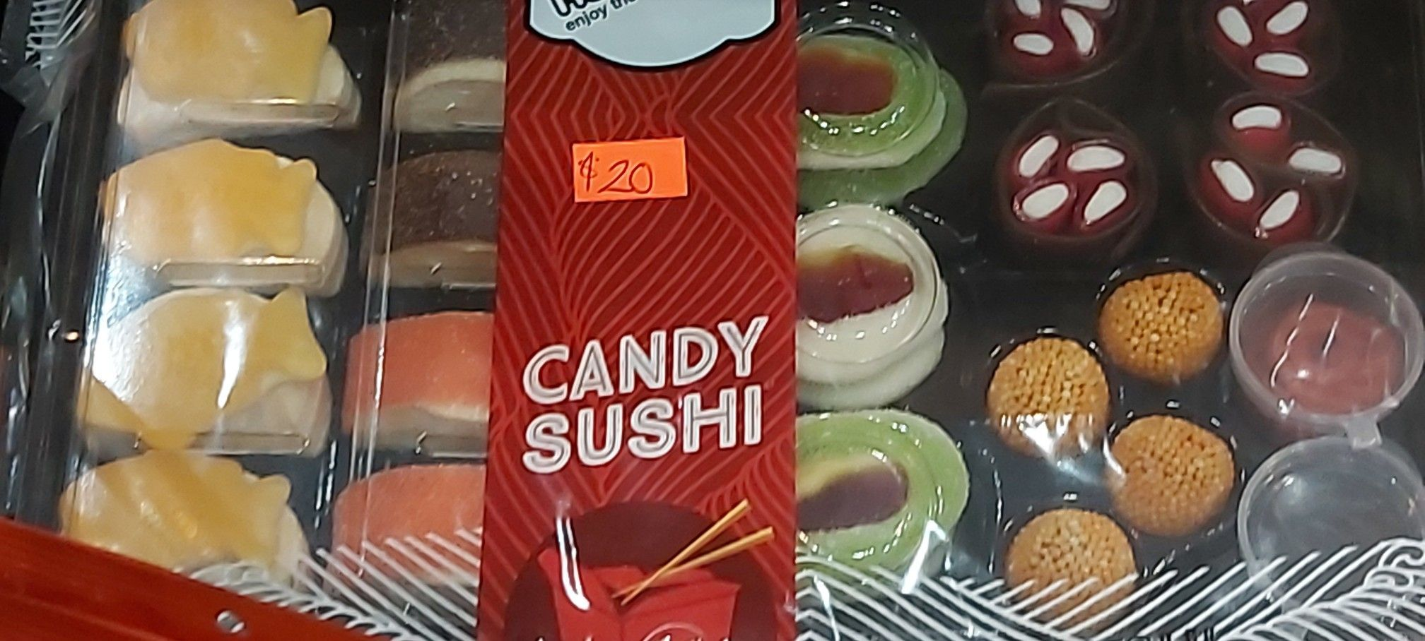 London Ontario Comic Con Oct 2019 Candy Sushi Candysushi Candy Sushi