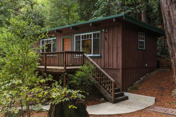 420 Sq. Ft. Ben Lomond Cabin