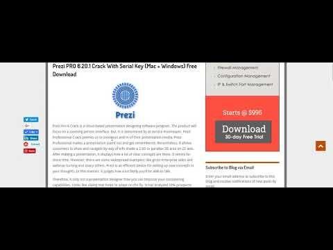 prezi installer free download full version