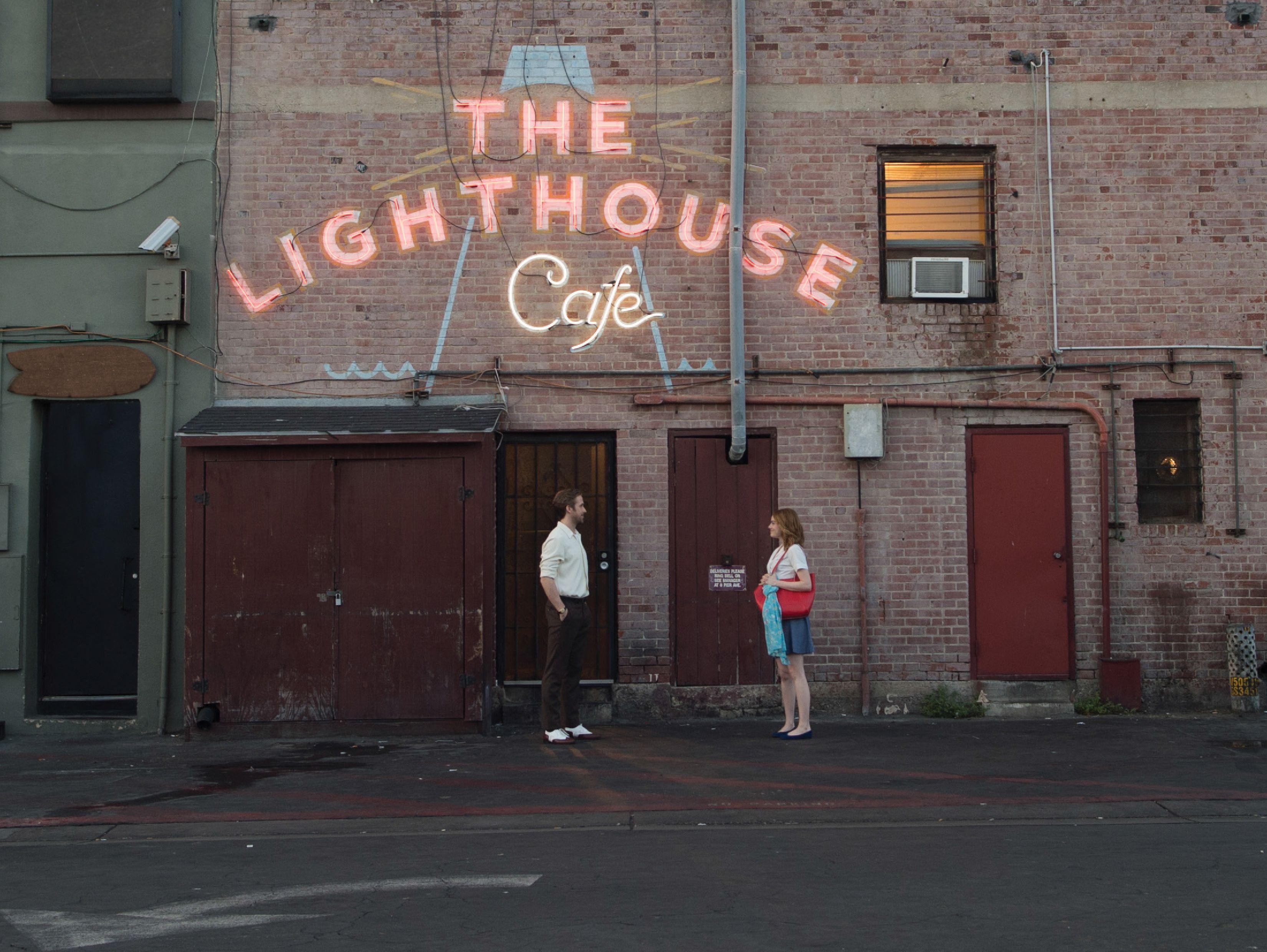 Lighthouse Cafe, La La Land