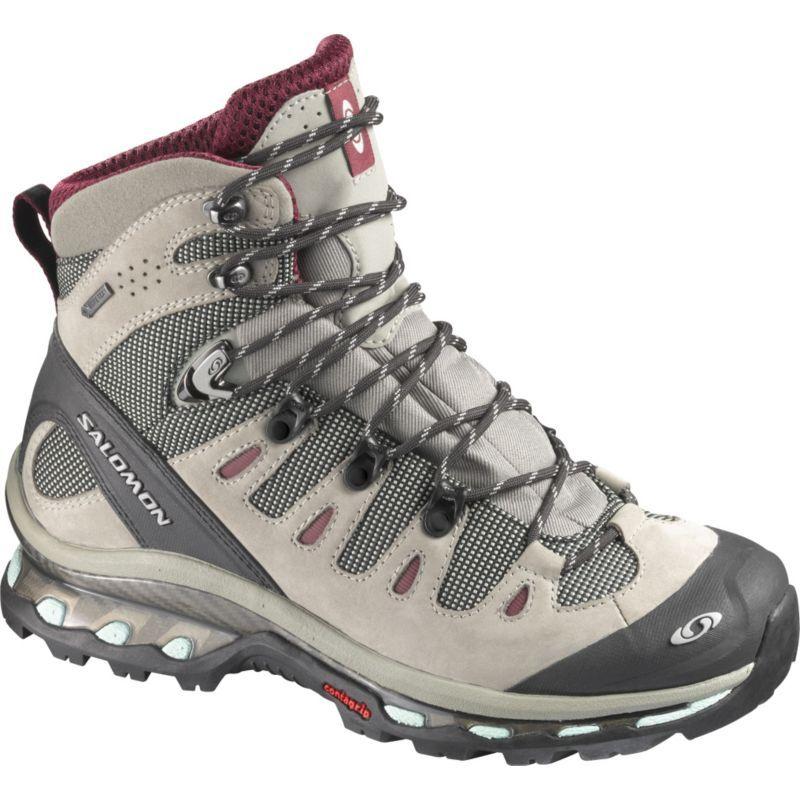 Salomon Women's Quest 4D Mid GoreTEX Hiking Boots