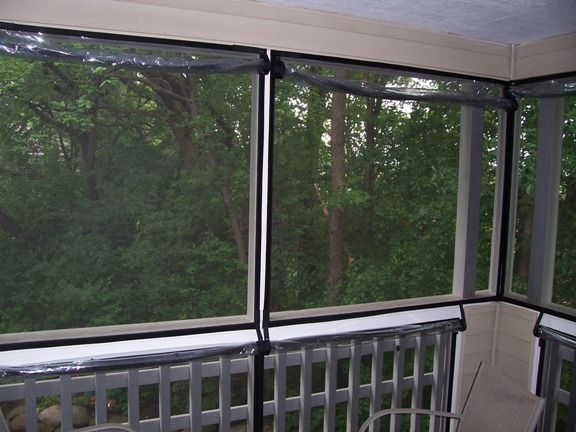 Roll Up Pvc Panels With Images Sliding Patio Screen Door