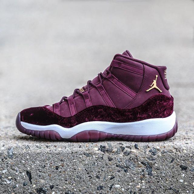 perder Peregrino rigidez  The GS Air Jordan 11 'Heiress' hits Jimmy Jazz this Saturday | Nike shoes  women, Air jordans, Sneaker head