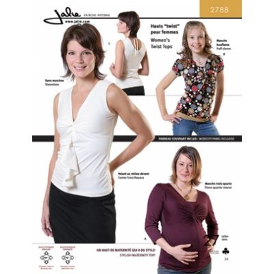 englisches Schnittmuster Jalie 2788 Shirt | sewing patterns to buy ...