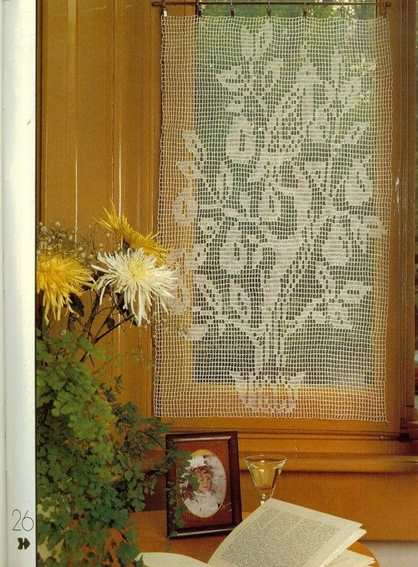 Decorative Crochet 010 (53).JPG | Gardinen und Häkeln