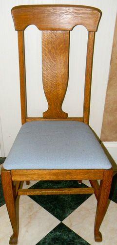Remarkable Antique Tiger Oak Dining Chair Chair Oak Dining Chairs Short Links Chair Design For Home Short Linksinfo