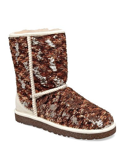 46f09122bfc Classic Sparkles Boot in Campagne. UGG Australia at Victoria Secret ...