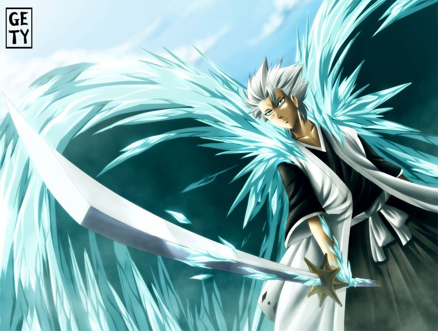 Toshiro Hitsugaya By Nouin On DeviantART