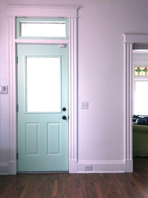 17 DIY mint home decor ideas Paint colors, Front doors and Haus