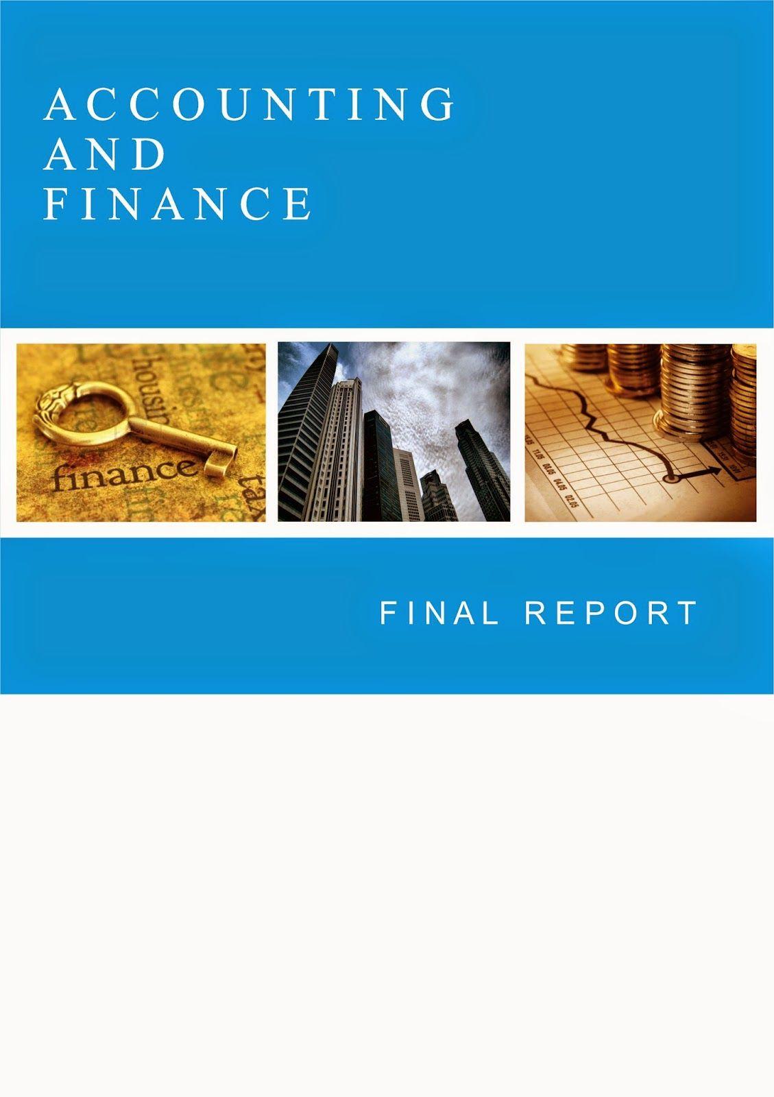 Download Contoh Cover Laporan Keuangan Laporan Keuangan