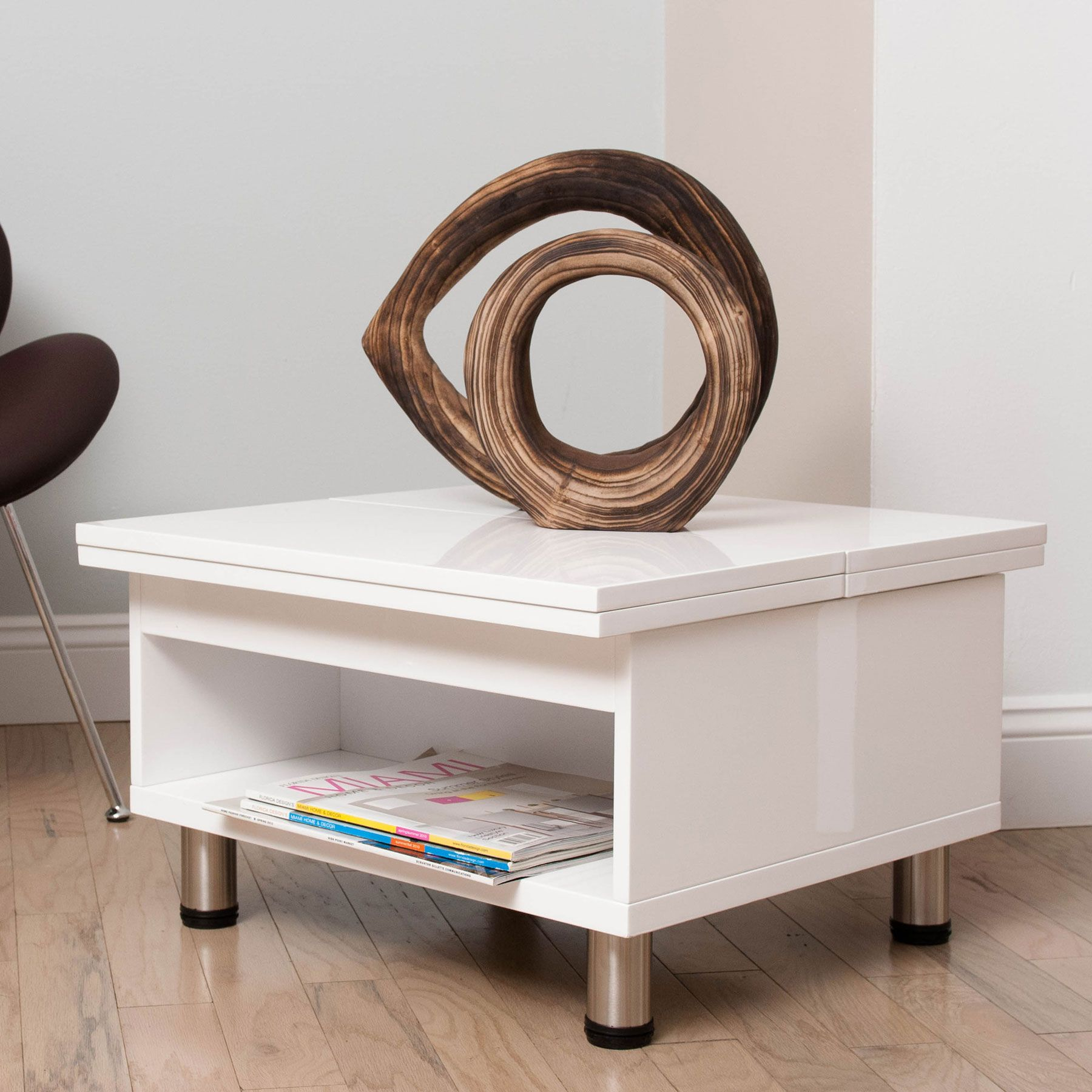 layered coffee table white dotandbo com pm boardroom