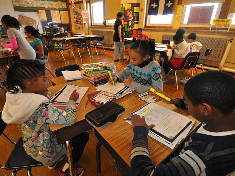 Milwaukee Public Schools officials recently initiated a budget - budget proposal