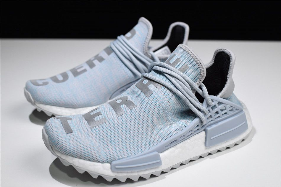 huge selection of 31f57 d2d8f Pharrell x adidas Human Race NMD Trail