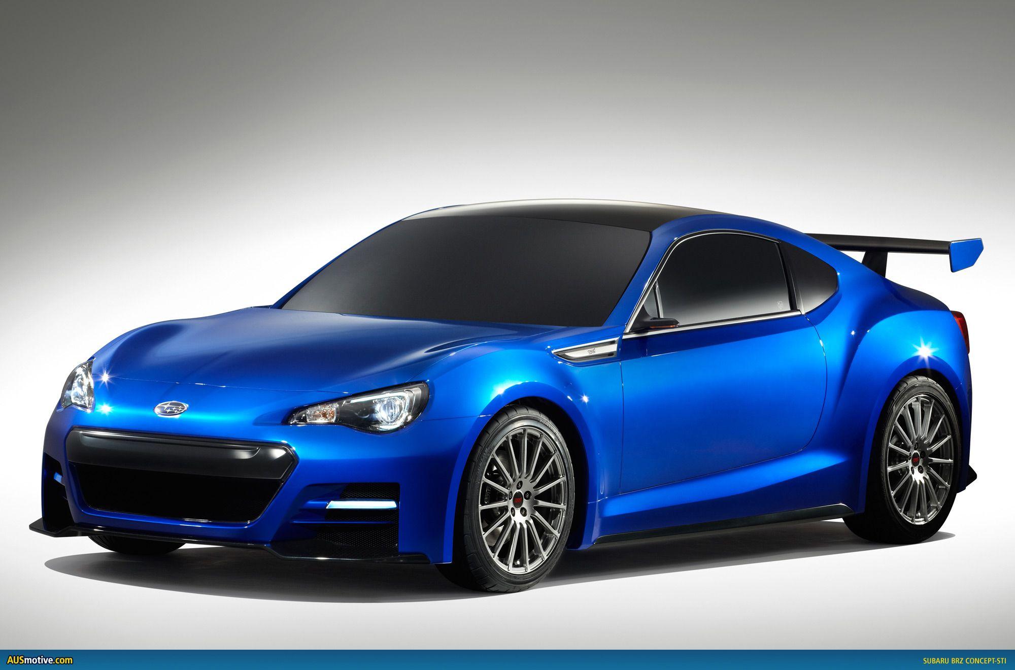 Subaru BRZ concept (With images) Subaru brz, Subaru brz