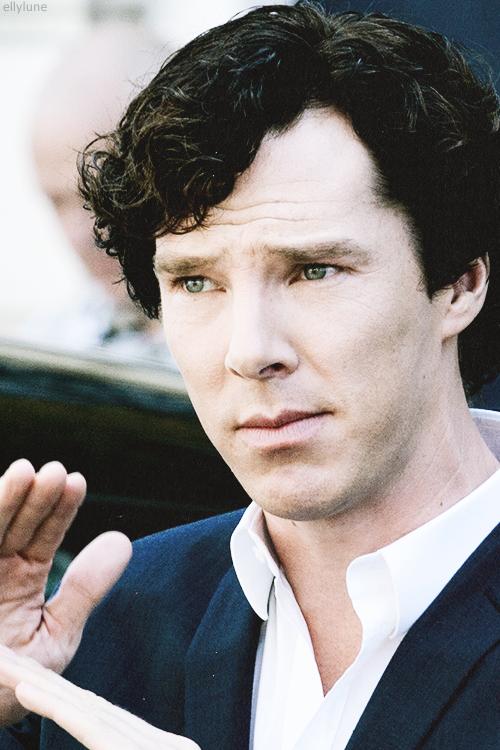 Sherlock / Benedict Cumberbatch Oh Cumbercookies, sorry for making your ovaries explode again.
