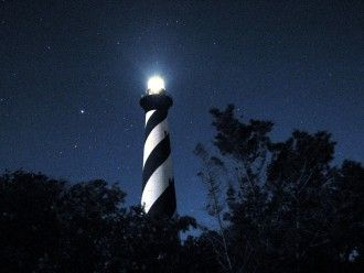 Cape Hatteras Lighthouse beacon has lost its 'flash'