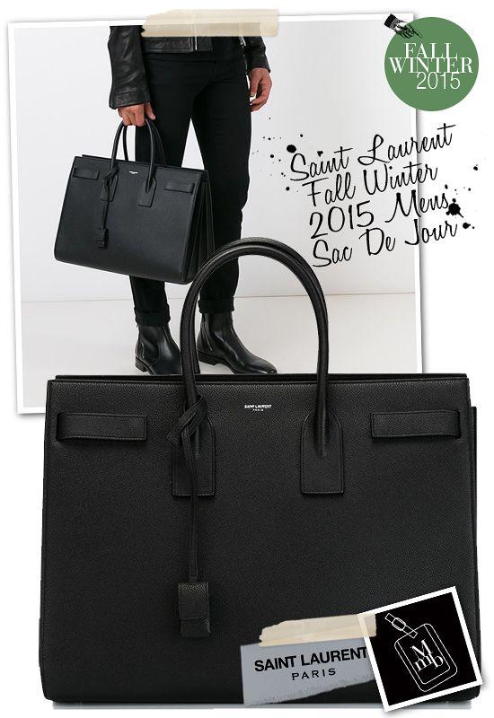 3da020ae129 Black Bag - Saint Laurent Paris | Bags for Boys in 2019 | Fashion ...