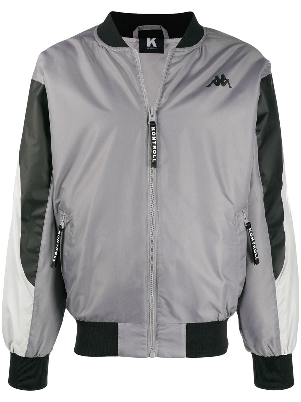 Kappa Kappa Kontroll Klassische Sportjacke Grau Kappa Cloth Jackets Sports Jacket Gray Jacket [ 1334 x 1000 Pixel ]