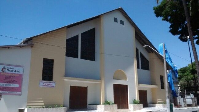 Paróquia de Sant' Ana - Pindamonhangaba / BR 02/2017