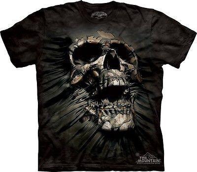 0c9e0e55fde2 Breakthrough Skull T-Shirt - Mighty Circus