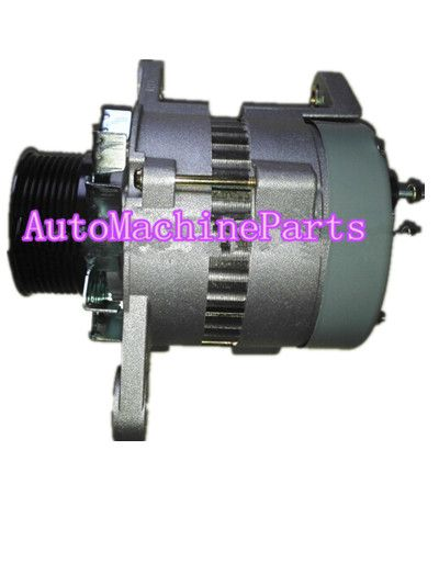alternator 24v 35a for komatsu engine 4d102 6d102 bulldozer d68ess-12  6008613111