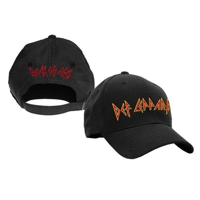 e497e4a1772 Check out New - Def Leppard Rock Of Ages Hat on  Merchbar.