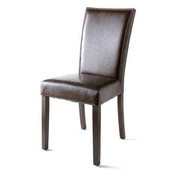 Chaise À MaisonNew De En Faux Bouclair Cuir Manger Place Salle cFJTlK13