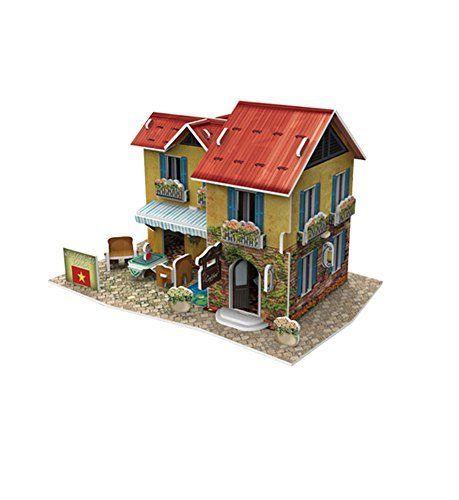 Vietnamese House Three-Dimensional House Of Manual Assembly Paper Model, http://www.amazon.com/dp/B00VFWMDS4/ref=cm_sw_r_pi_awdm_0gxRwb2R79TND