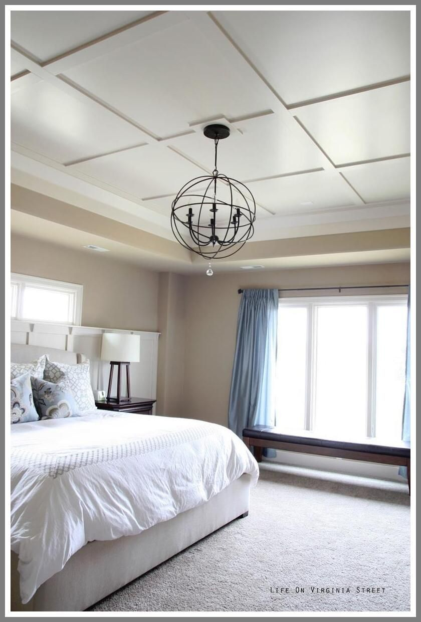 Beams Ceiling Reference Tray Ceiling With Beams Tray Ceiling Ceiling With Beams Tray Ceili In 2020 Master Bedroom Lighting Living Room Ceiling Bedroom Ceiling