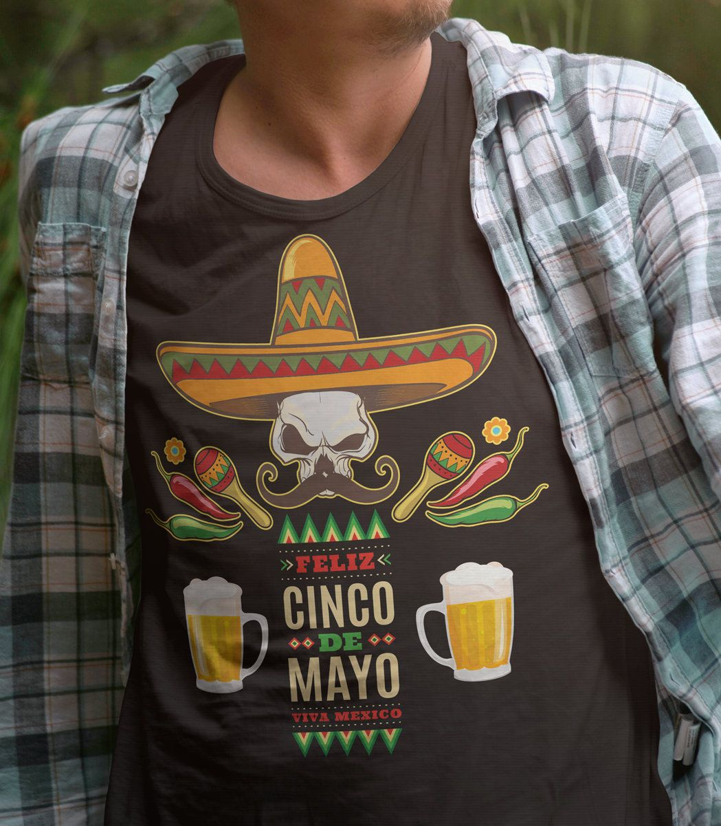 Cinco de mayo cinco shirt party t shirt mexican holiday