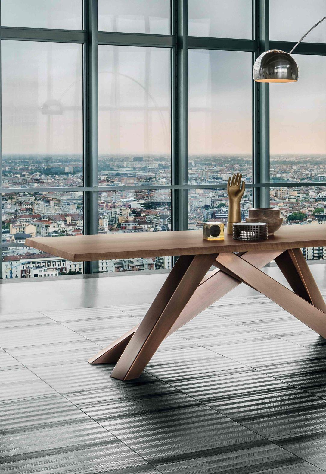 Bonaldo Tisch BIG 250 in 2019 | Dining Tables | Table furniture ...