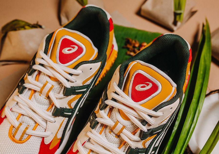 ASICS x Hundred% Nasi Lemak | Nasi lemak, Malaysia, Sneaker