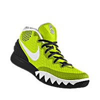 sneakers for cheap 60b04 051db I designed the gold Iowa Hawkeyes Nike men s basketball shoe with black and  white trim.